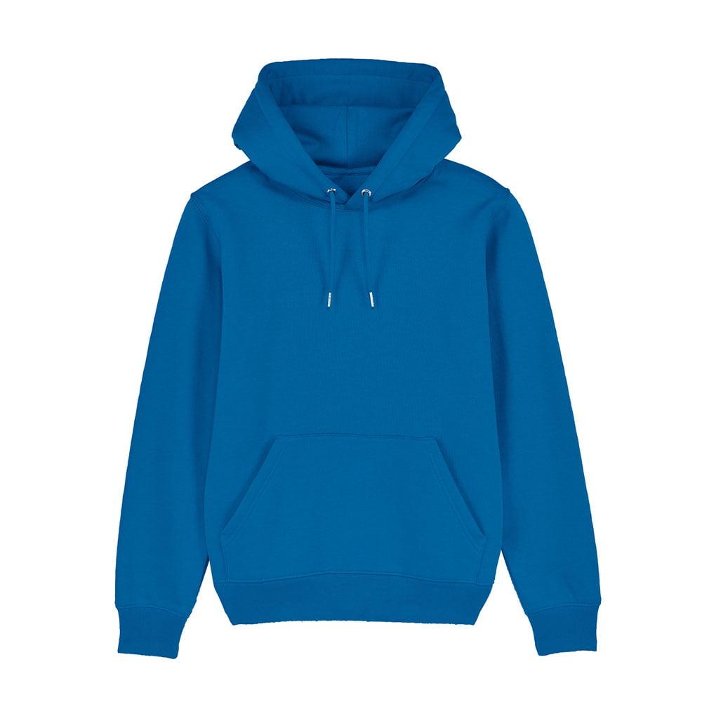 Bluzy - Bluza Unisex z Kapturem Cruiser - STSU822 - Royal Blue - RAVEN - koszulki reklamowe z nadrukiem, odzież reklamowa i gastronomiczna