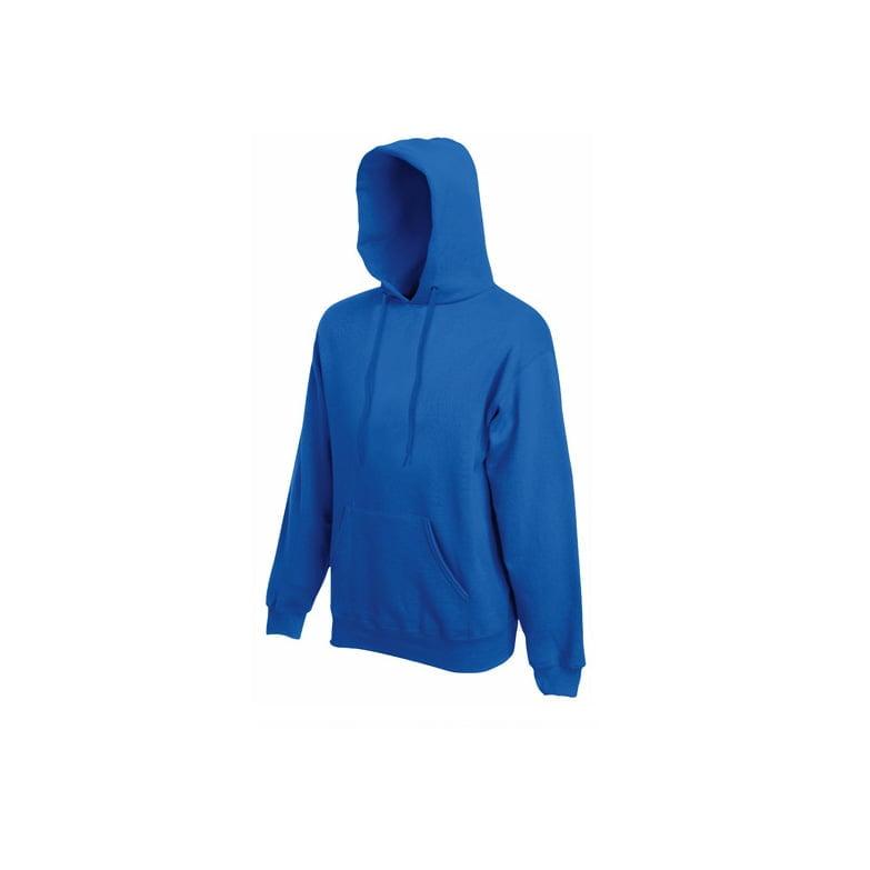 Bluzy - Bluza Premium Hooded - Fruit of the Loom 62-152-0 - Royal Blue - RAVEN - koszulki reklamowe z nadrukiem, odzież reklamowa i gastronomiczna