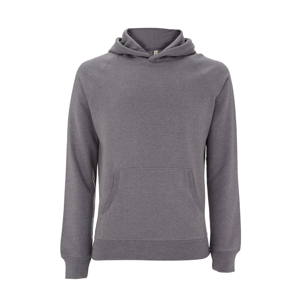 Bluzy - Bluza Unisex Pullover SA41P - MHE - Melange Dk. Heather - RAVEN - koszulki reklamowe z nadrukiem, odzież reklamowa i gastronomiczna