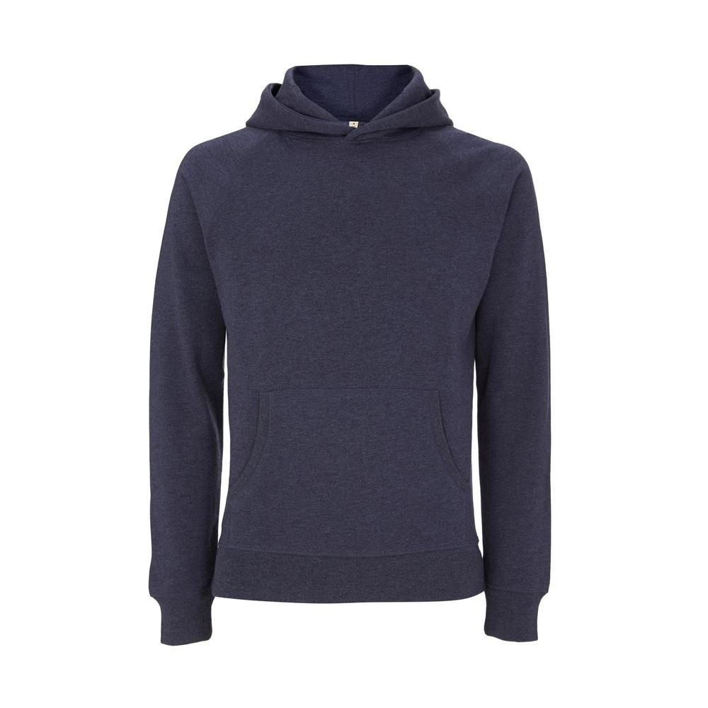 Bluzy - Bluza Unisex Pullover SA41P - MNA - Melange Navy - RAVEN - koszulki reklamowe z nadrukiem, odzież reklamowa i gastronomiczna