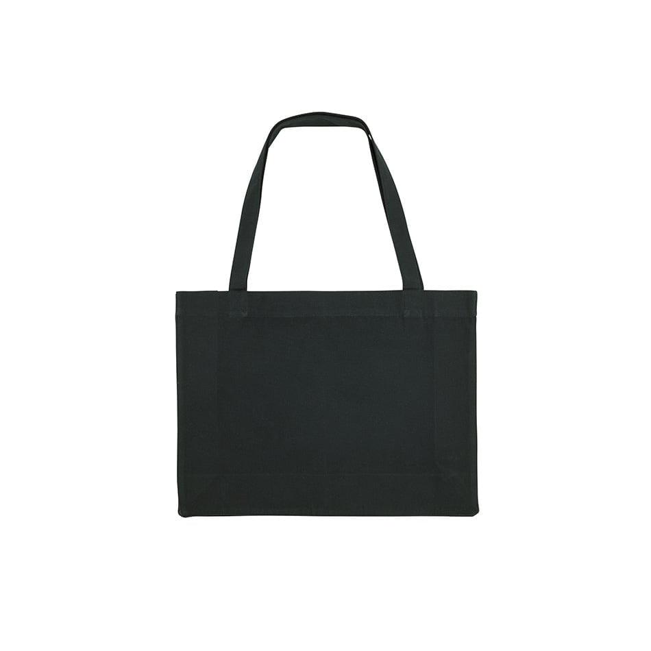 Torby i plecaki - Shopping Bag - STAU762 - Black - RAVEN - koszulki reklamowe z nadrukiem, odzież reklamowa i gastronomiczna