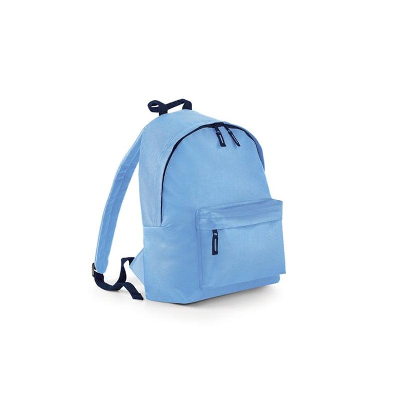Torby i plecaki - Original Fashion Backpack - BG125 - Sky Blue - RAVEN - koszulki reklamowe z nadrukiem, odzież reklamowa i gastronomiczna