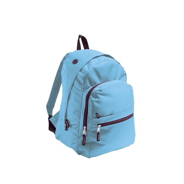 Torby i plecaki - Backpack Express - 70200 - Sky Blue - RAVEN - koszulki reklamowe z nadrukiem, odzież reklamowa i gastronomiczna