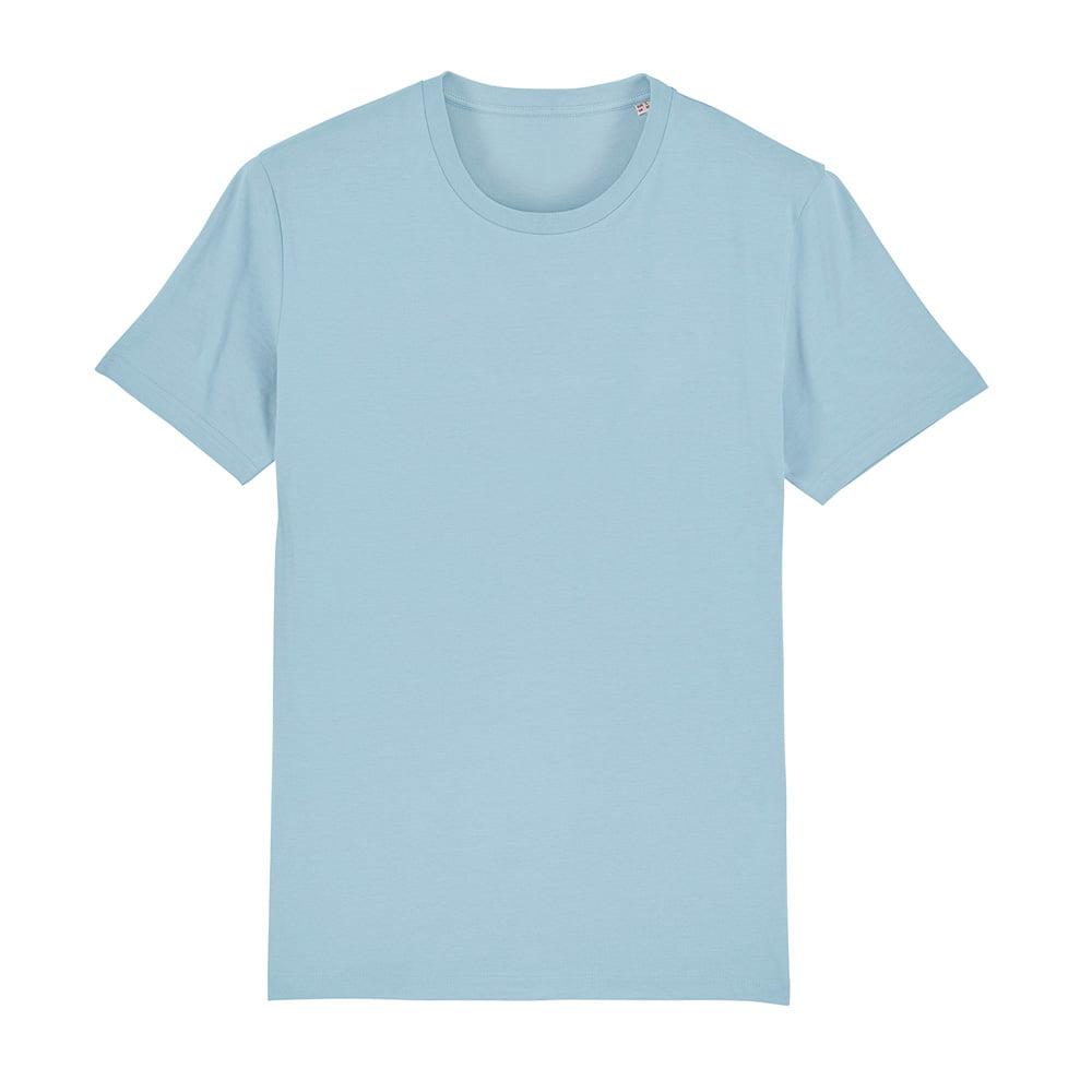 Koszulki T-Shirt - T-shirt unisex Creator - STTU755 - Sky Blue - RAVEN - koszulki reklamowe z nadrukiem, odzież reklamowa i gastronomiczna