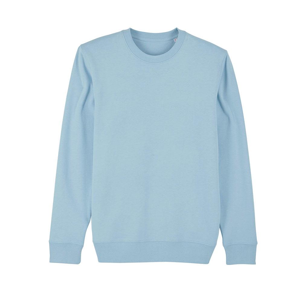 Bluzy - Bluza Unisex Changer - STSU823 - Sky Blue - RAVEN - koszulki reklamowe z nadrukiem, odzież reklamowa i gastronomiczna