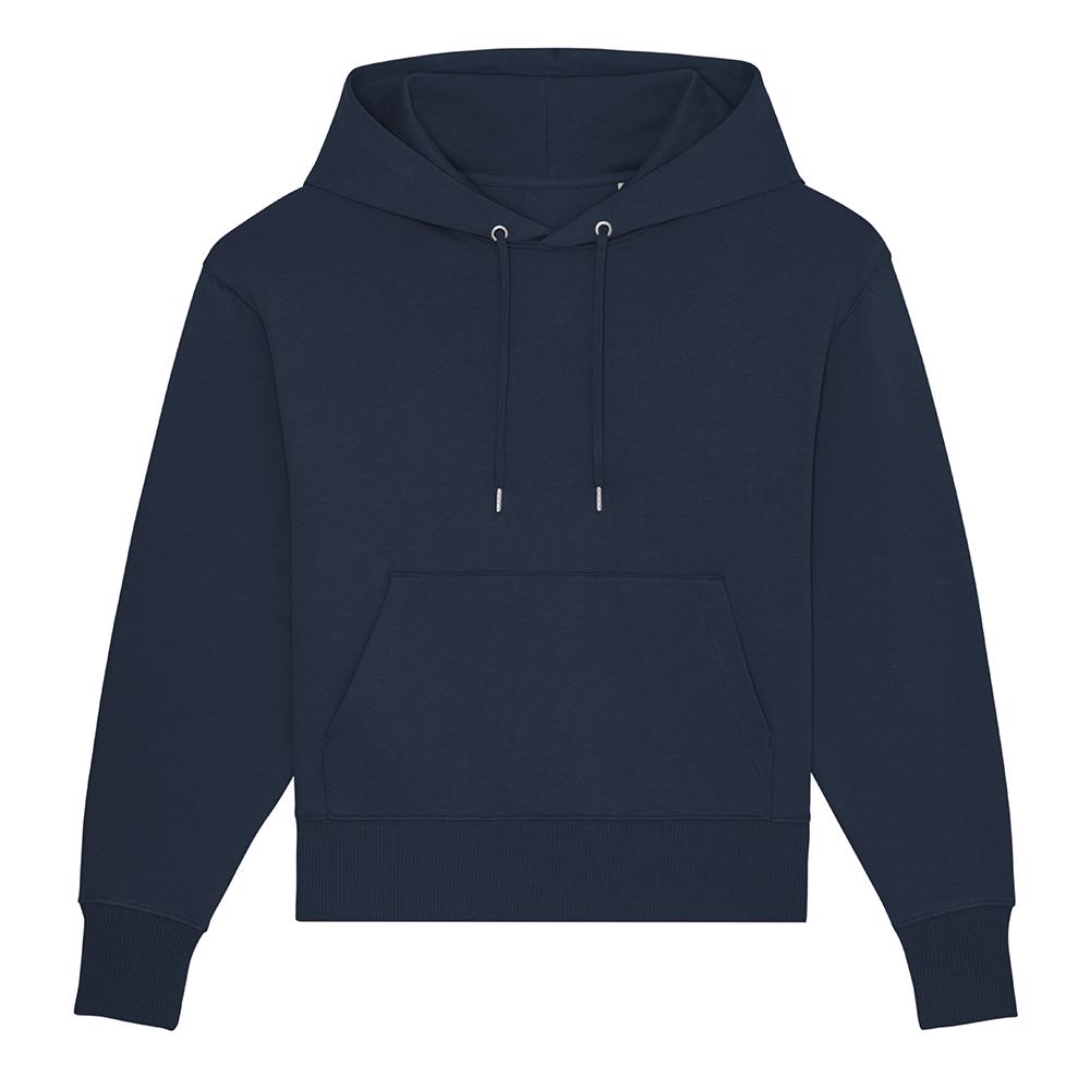 Bluzy - Bluza unisex Slammer - STSU856 - French Navy - RAVEN - koszulki reklamowe z nadrukiem, odzież reklamowa i gastronomiczna