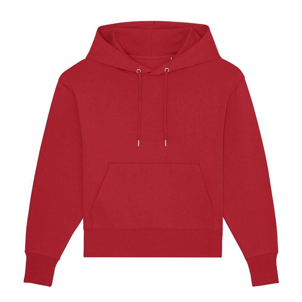 Bluzy - Bluza unisex Slammer - STSU856 - Red - RAVEN - koszulki reklamowe z nadrukiem, odzież reklamowa i gastronomiczna