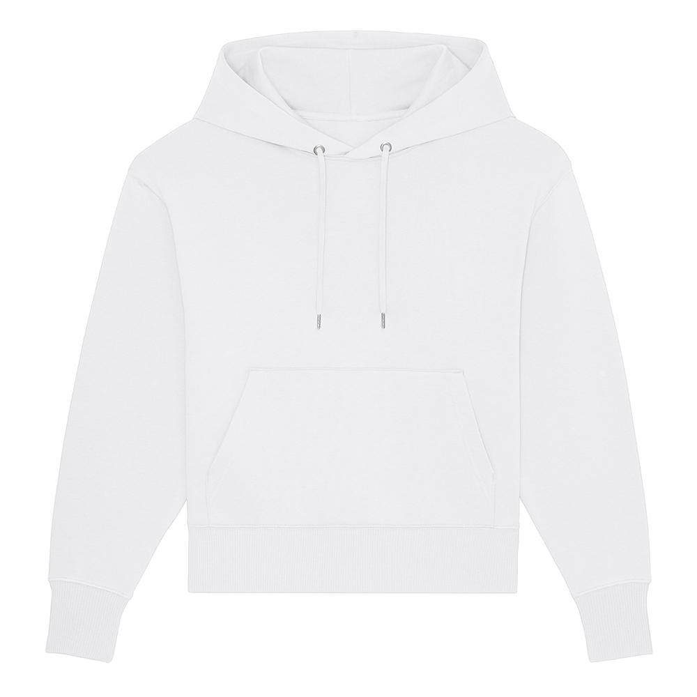 Bluzy - Bluza unisex Slammer - STSU856 - White - RAVEN - koszulki reklamowe z nadrukiem, odzież reklamowa i gastronomiczna