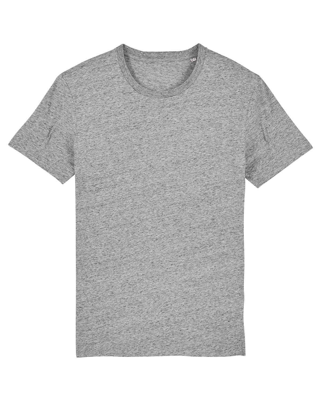 Koszulki T-Shirt - T-shirt unisex Creator - STTU755 - Slub Heather Grey - RAVEN - koszulki reklamowe z nadrukiem, odzież reklamowa i gastronomiczna