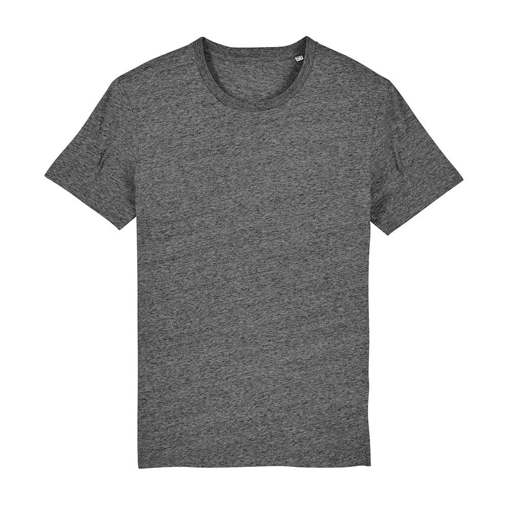 Koszulki T-Shirt - T-shirt unisex Creator - STTU755 - Slub Heather Steel Grey - RAVEN - koszulki reklamowe z nadrukiem, odzież reklamowa i gastronomiczna