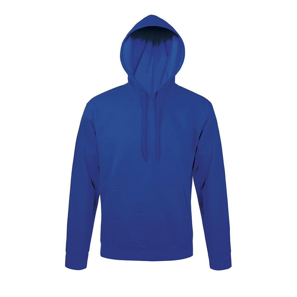 Bluzy - Bluza z kapturem Snake - Sol's 47101 - Royal Blue - RAVEN - koszulki reklamowe z nadrukiem, odzież reklamowa i gastronomiczna