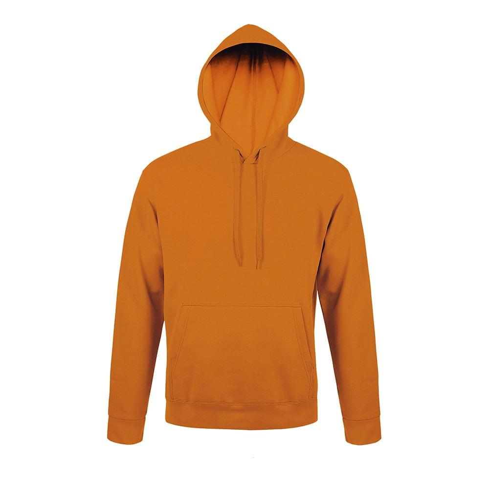 Bluzy - Bluza z kapturem Snake - Sol's 47101 - Orange - RAVEN - koszulki reklamowe z nadrukiem, odzież reklamowa i gastronomiczna
