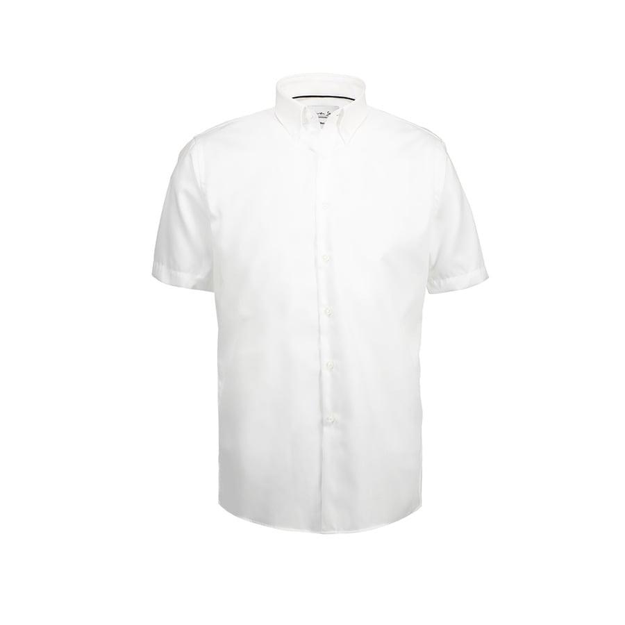 Koszula Oxford z kołnierzykiem na guziki SS57