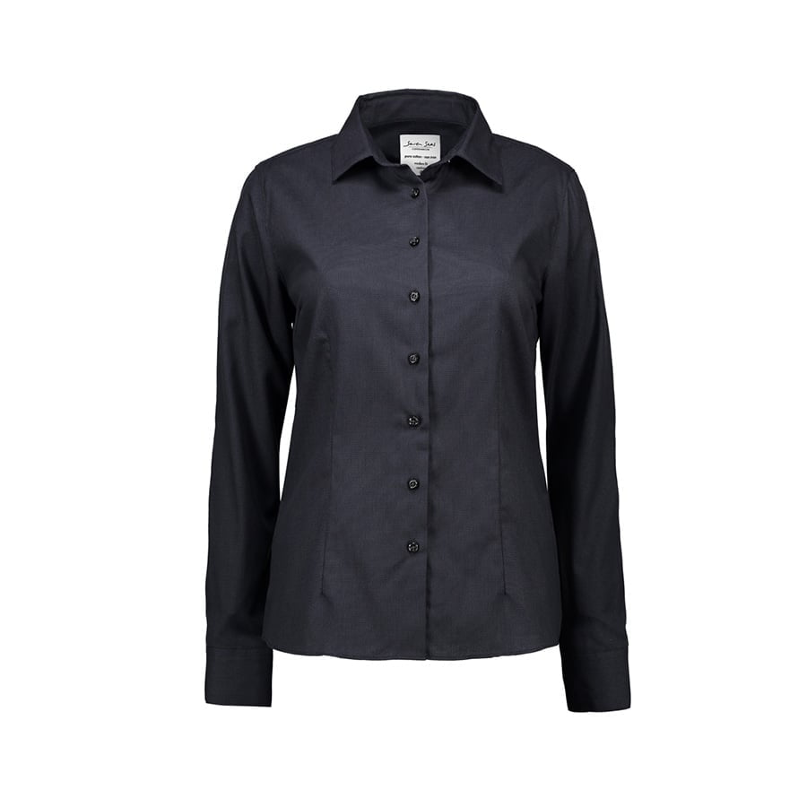 Elegancka bluzka biznesowa Oxford z wykończeniem non-iron SS740