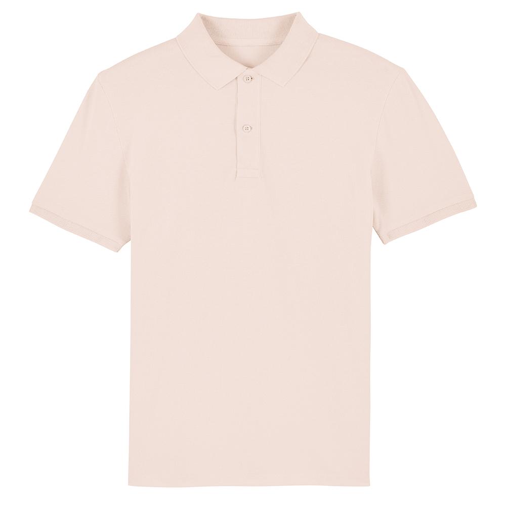 Koszulki Polo - Męska koszulka Polo Stanley Dedicator - STPM563 - Candy Pink - RAVEN - koszulki reklamowe z nadrukiem, odzież reklamowa i gastronomiczna