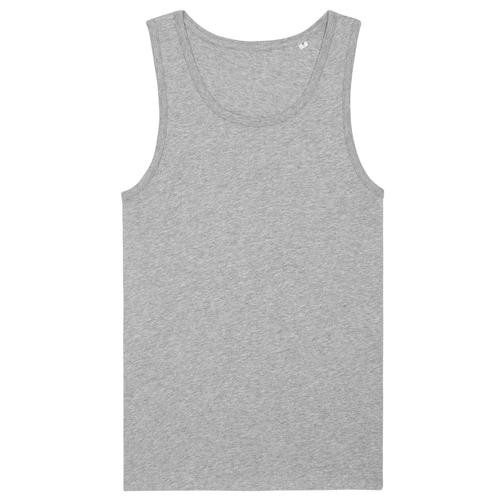 Koszulki T-Shirt - Męski tank top Stanley Specter - STTM543 - Heather Grey - RAVEN - koszulki reklamowe z nadrukiem, odzież reklamowa i gastronomiczna