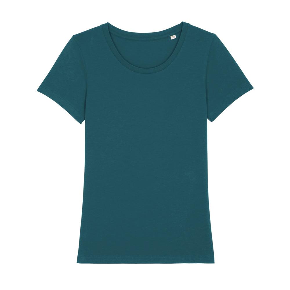Koszulki T-Shirt - Damski T-shirt Stella Expresser - STTW032 - Stargazer - RAVEN - koszulki reklamowe z nadrukiem, odzież reklamowa i gastronomiczna