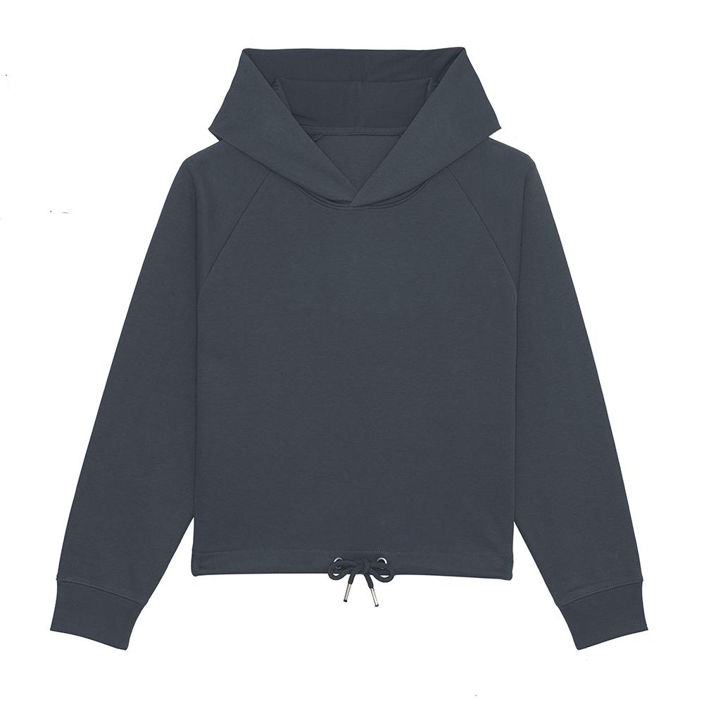 Bluzy - Damska Bluza Stella Bower - STSW132 - India Ink Grey - RAVEN - koszulki reklamowe z nadrukiem, odzież reklamowa i gastronomiczna