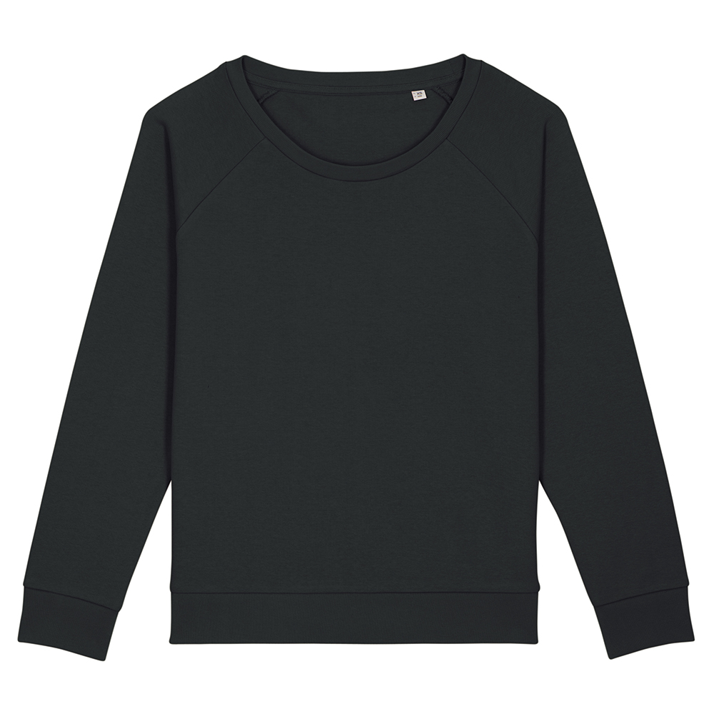 Bluzy - Damska bluza Stella Dazzler - STSW125 - Black - RAVEN - koszulki reklamowe z nadrukiem, odzież reklamowa i gastronomiczna