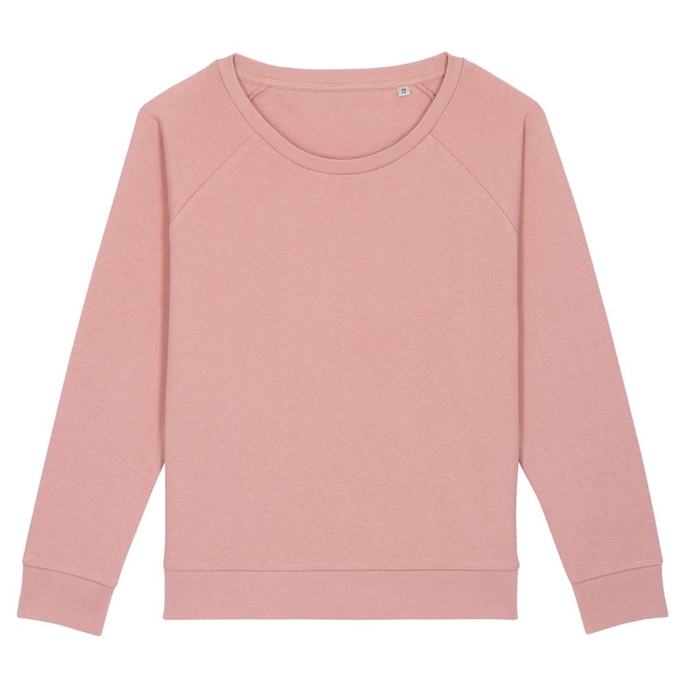Bluzy - Damska bluza Stella Dazzler - STSW125 - Canyon Pink - RAVEN - koszulki reklamowe z nadrukiem, odzież reklamowa i gastronomiczna