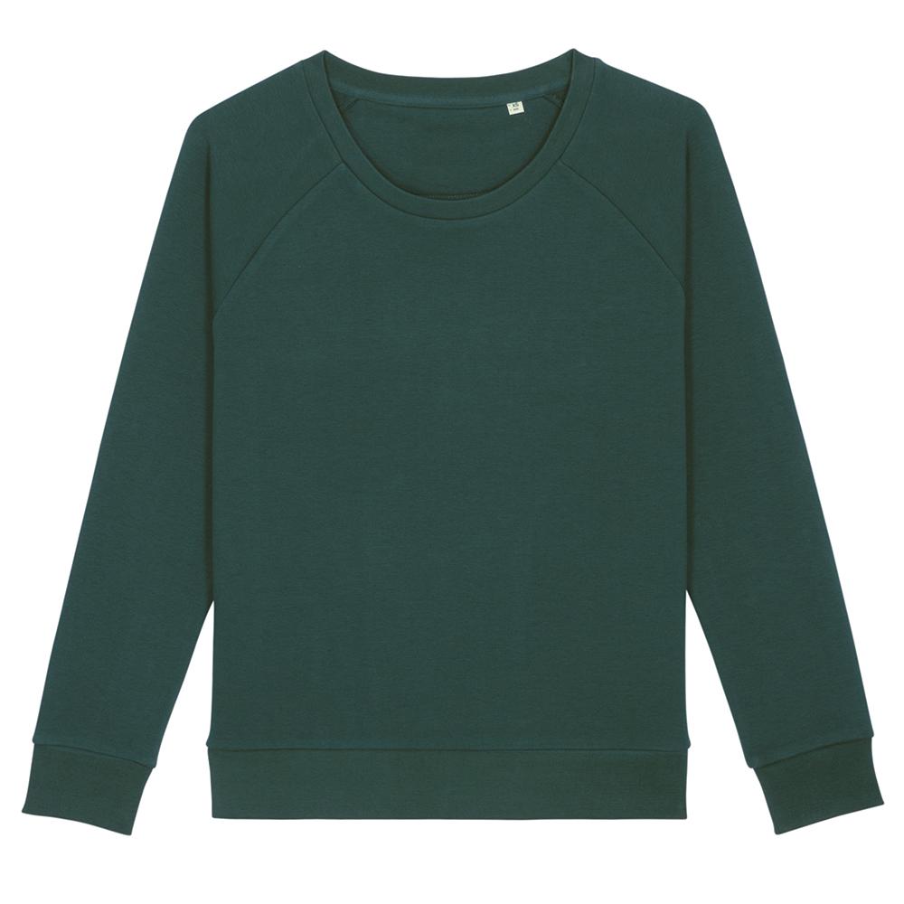 Bluzy - Damska bluza Stella Dazzler - STSW125 - Glazed Green - RAVEN - koszulki reklamowe z nadrukiem, odzież reklamowa i gastronomiczna