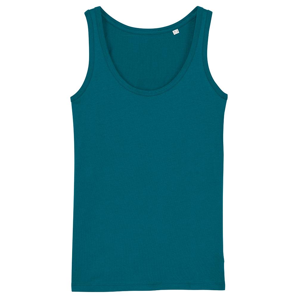 Koszulki T-Shirt - Damski Tank Top Stella Dreamer - STTW013 - Ocean Depth - RAVEN - koszulki reklamowe z nadrukiem, odzież reklamowa i gastronomiczna