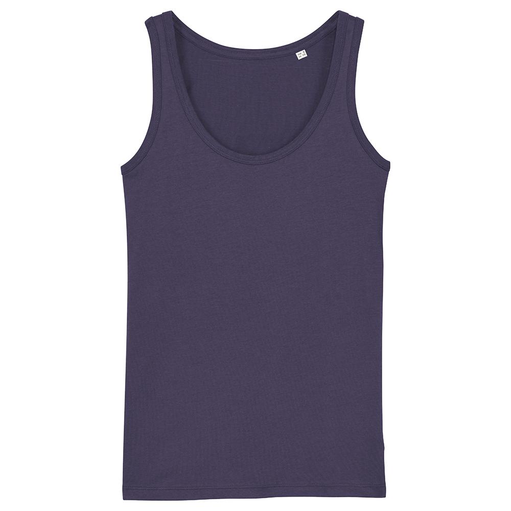 Koszulki T-Shirt - Damski Tank Top Stella Dreamer - STTW013 - Plum - RAVEN - koszulki reklamowe z nadrukiem, odzież reklamowa i gastronomiczna