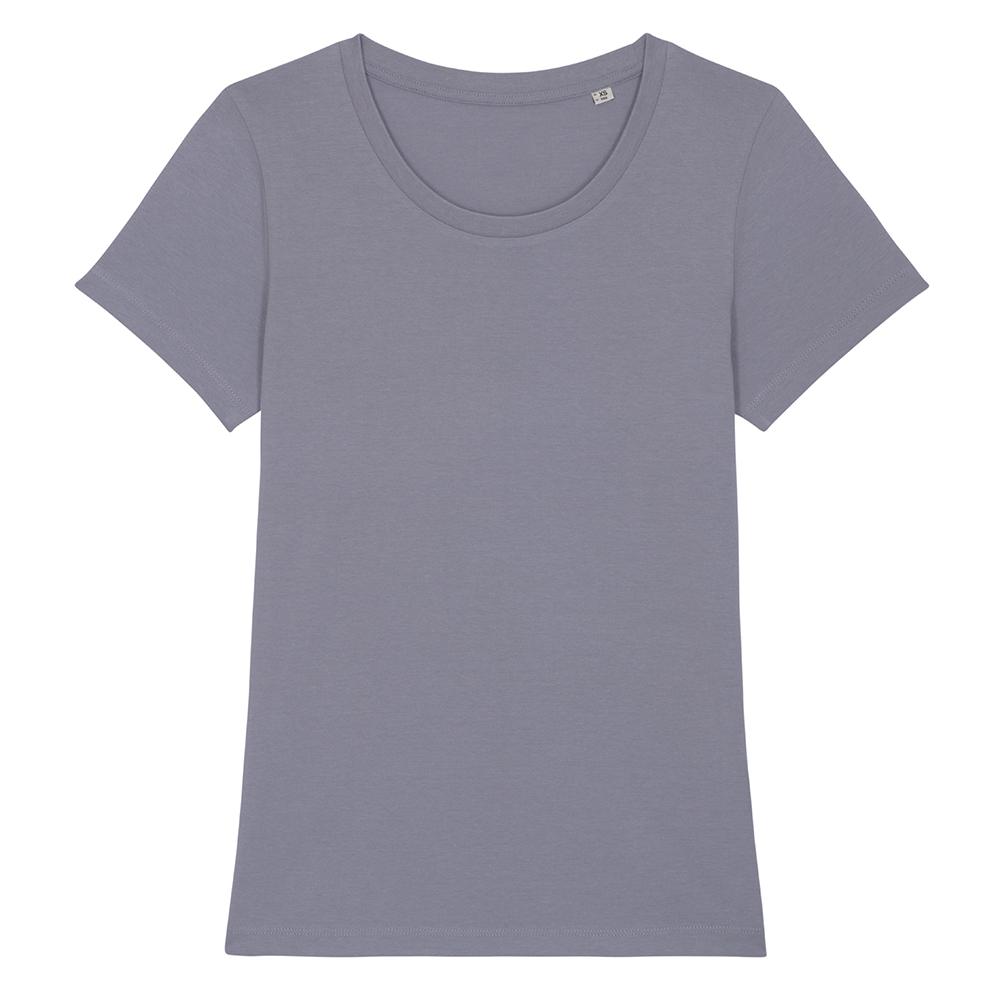 Koszulki T-Shirt - Damski T-shirt Stella Expresser - STTW032 - Lava Grey - RAVEN - koszulki reklamowe z nadrukiem, odzież reklamowa i gastronomiczna