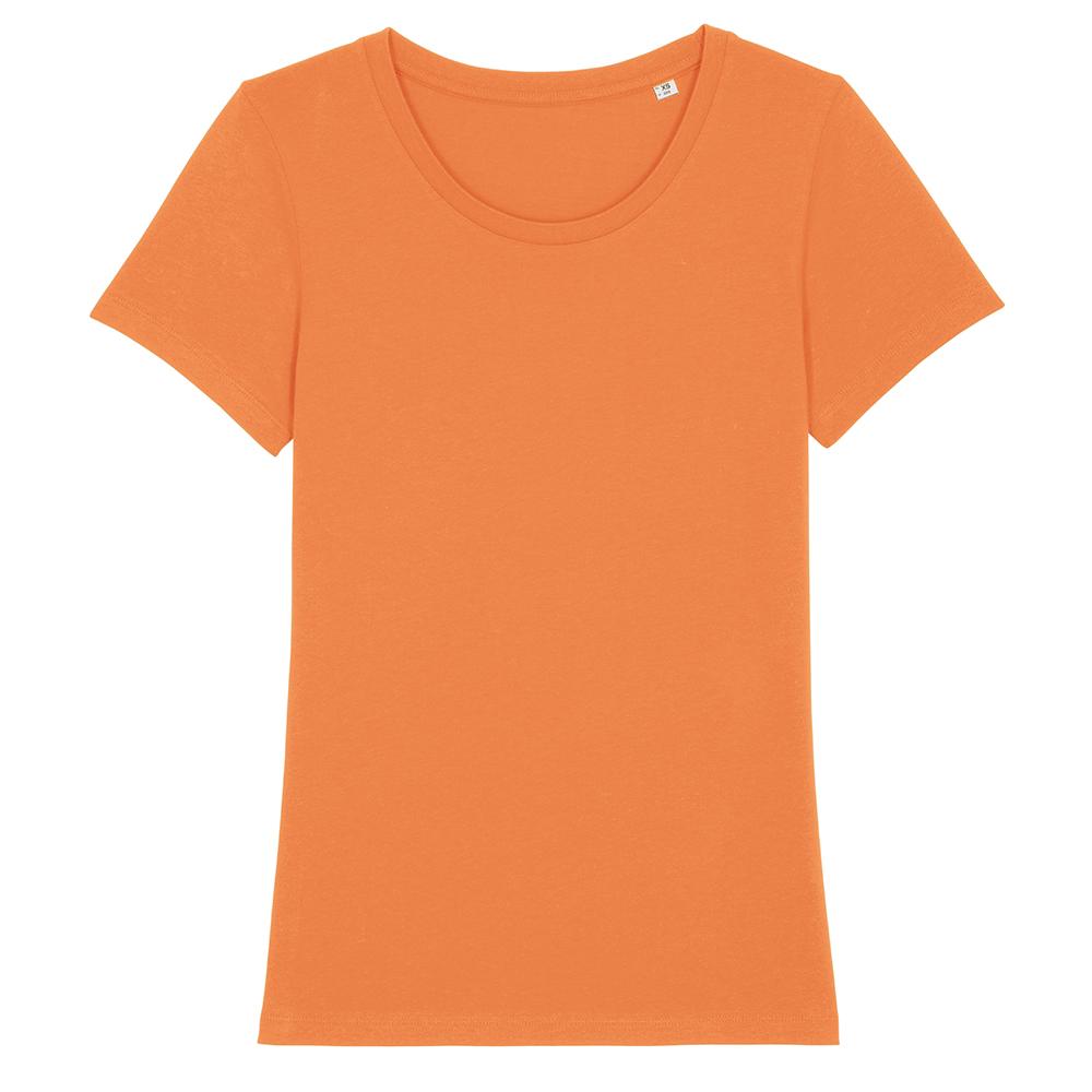 Koszulki T-Shirt - Damski T-shirt Stella Expresser - STTW032 - Melon Code - RAVEN - koszulki reklamowe z nadrukiem, odzież reklamowa i gastronomiczna