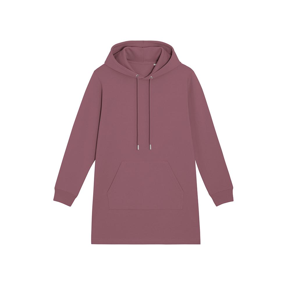 Bluzy - Damska Bluza Stella Streeter - STDW143 - Hibiscus Rose - RAVEN - koszulki reklamowe z nadrukiem, odzież reklamowa i gastronomiczna