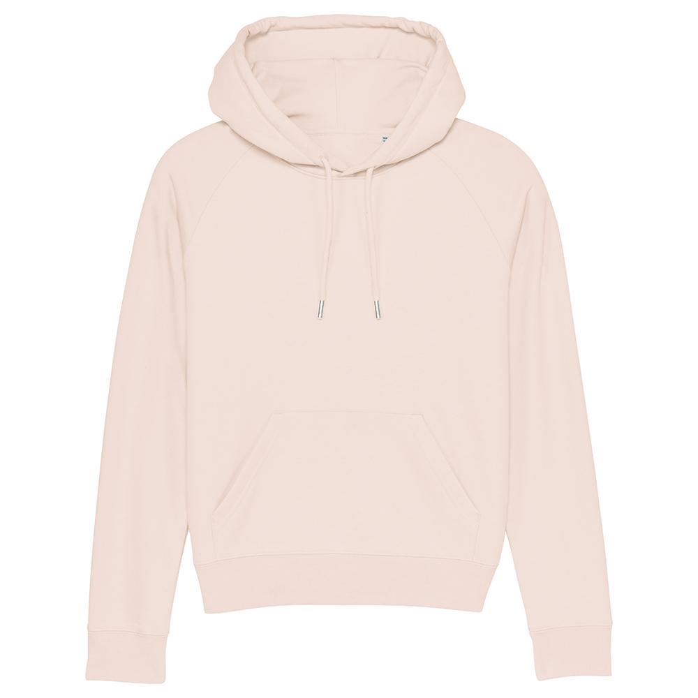 Bluzy - Damska Bluza Stella Trigger - STSW148 - Candy Pink - RAVEN - koszulki reklamowe z nadrukiem, odzież reklamowa i gastronomiczna
