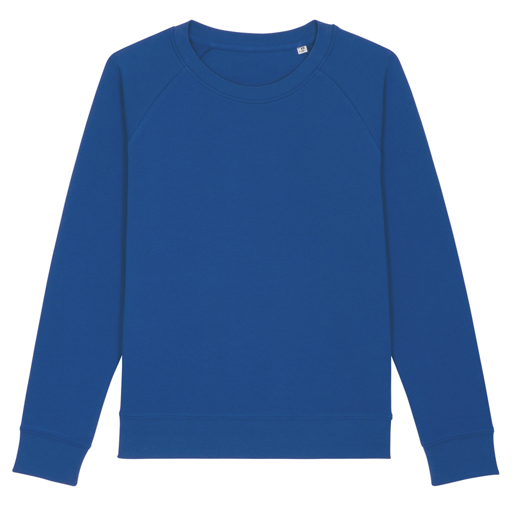 Bluzy - Damska Bluza Stella Tripster - STSW146 - Majorelle - RAVEN - koszulki reklamowe z nadrukiem, odzież reklamowa i gastronomiczna
