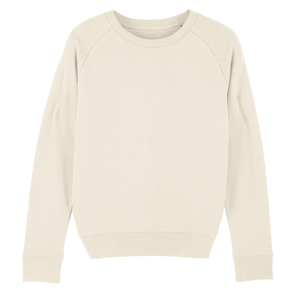Bluzy - Damska Bluza Stella Tripster - STSW146 - Natural Raw - RAVEN - koszulki reklamowe z nadrukiem, odzież reklamowa i gastronomiczna