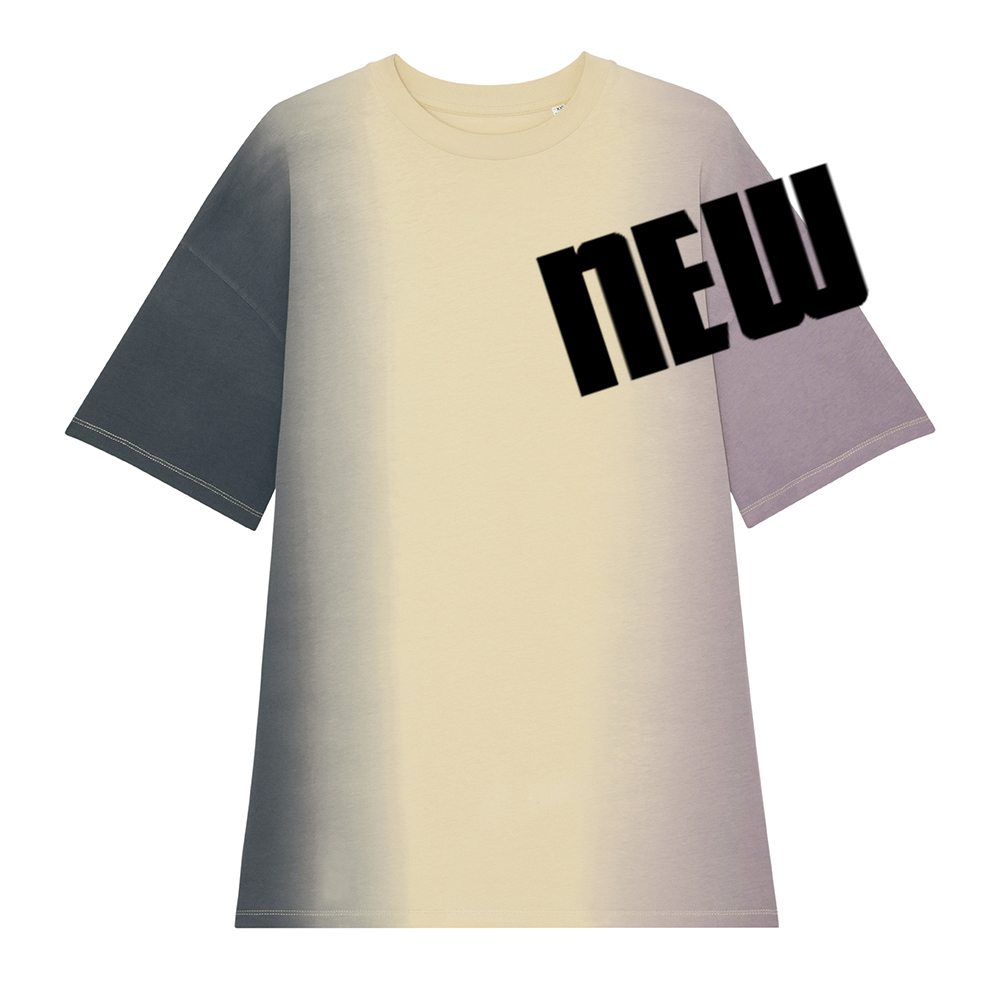 T-shirt-sukienka Stella Twister Dip Dye
