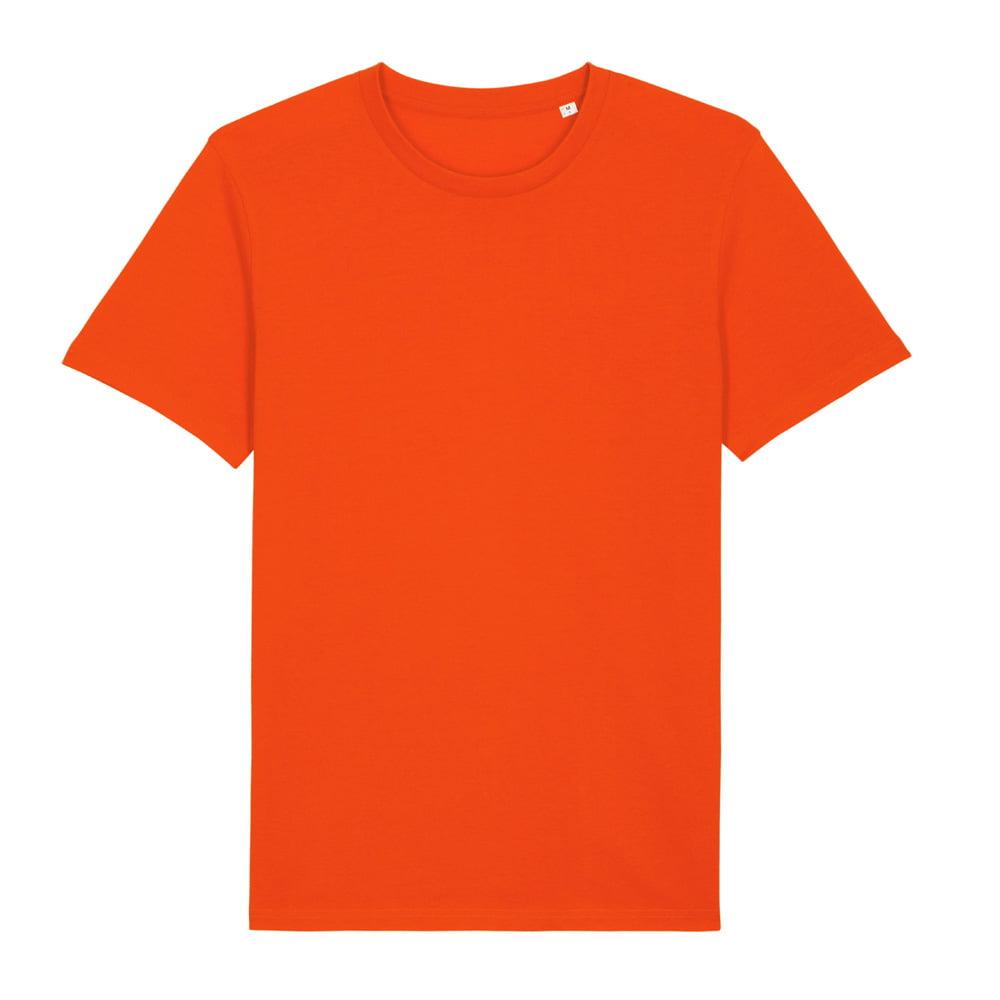 Koszulki T-Shirt - T-shirt unisex Creator - STTU755 - Tangerine - RAVEN - koszulki reklamowe z nadrukiem, odzież reklamowa i gastronomiczna
