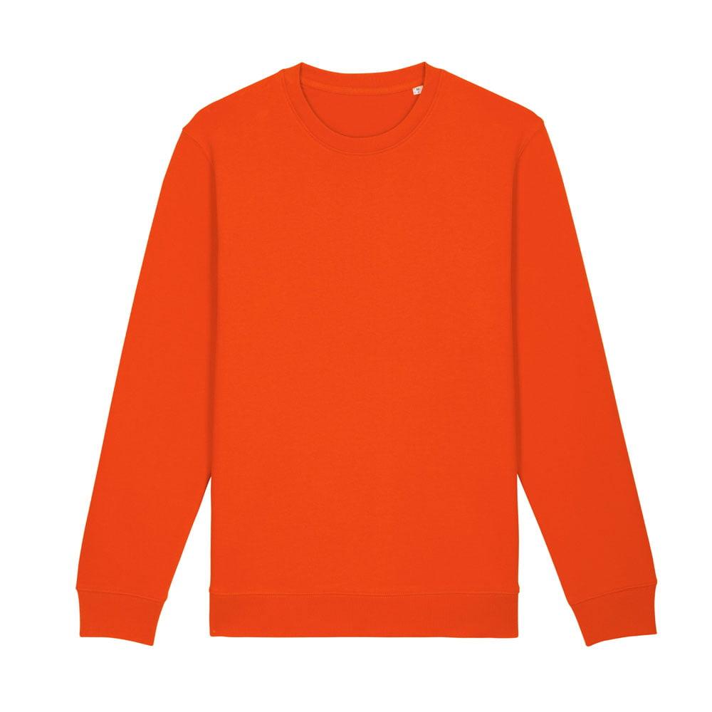 Bluzy - Bluza Unisex Changer - STSU823 - Tangerine - RAVEN - koszulki reklamowe z nadrukiem, odzież reklamowa i gastronomiczna