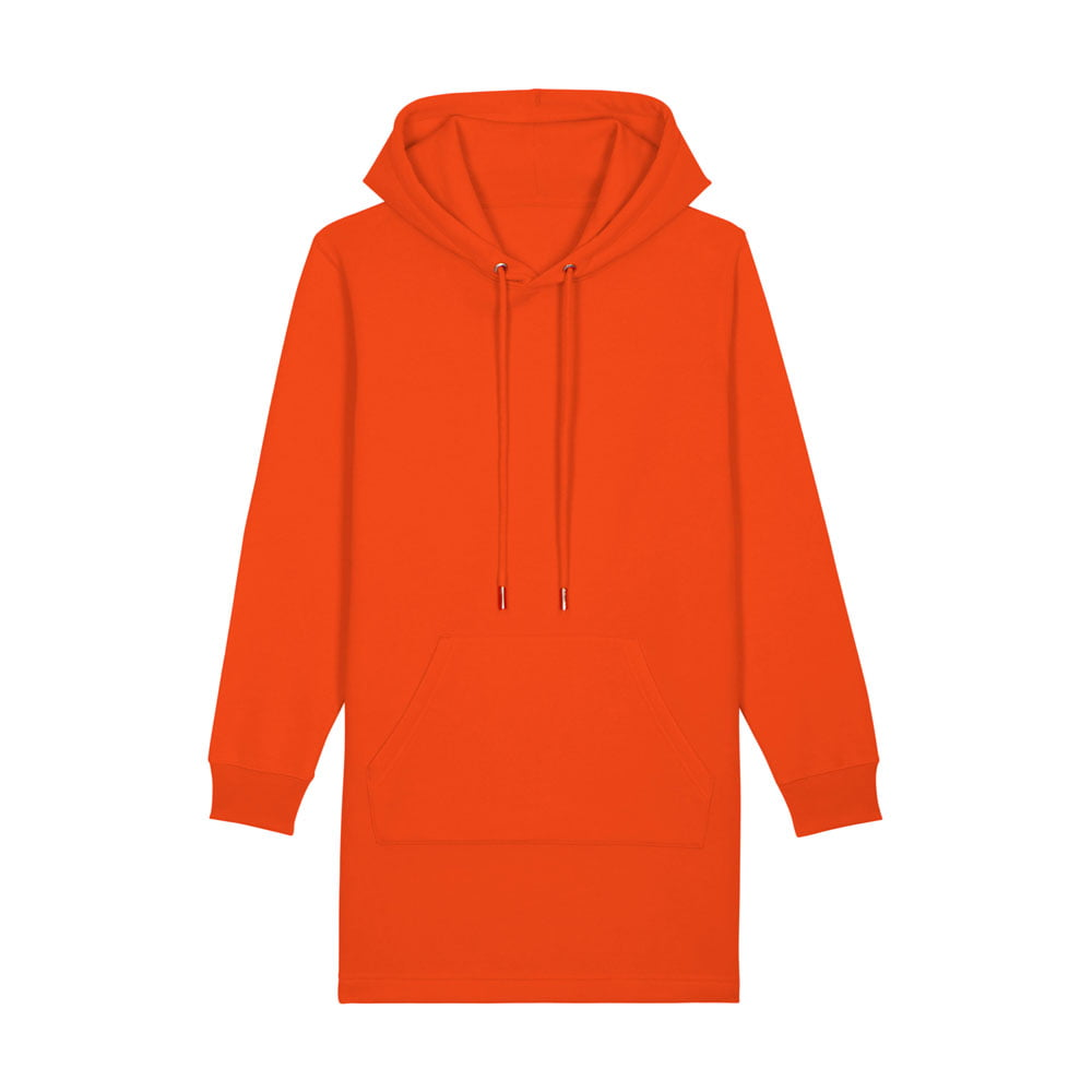Bluzy - Damska Bluza Stella Streeter - STDW143 - Tangerine - RAVEN - koszulki reklamowe z nadrukiem, odzież reklamowa i gastronomiczna