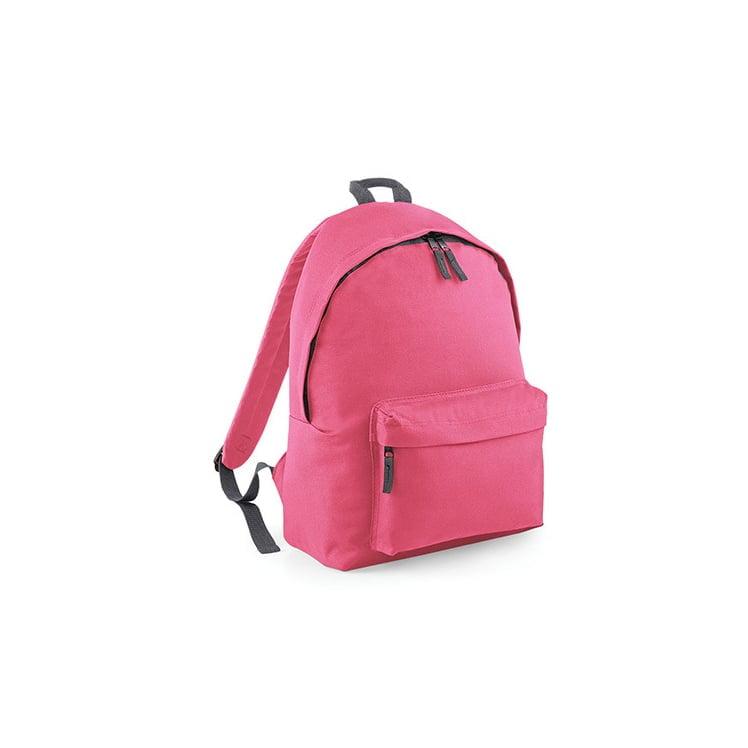 Torby i plecaki - Original Fashion Backpack - BG125 - True Pink - RAVEN - koszulki reklamowe z nadrukiem, odzież reklamowa i gastronomiczna