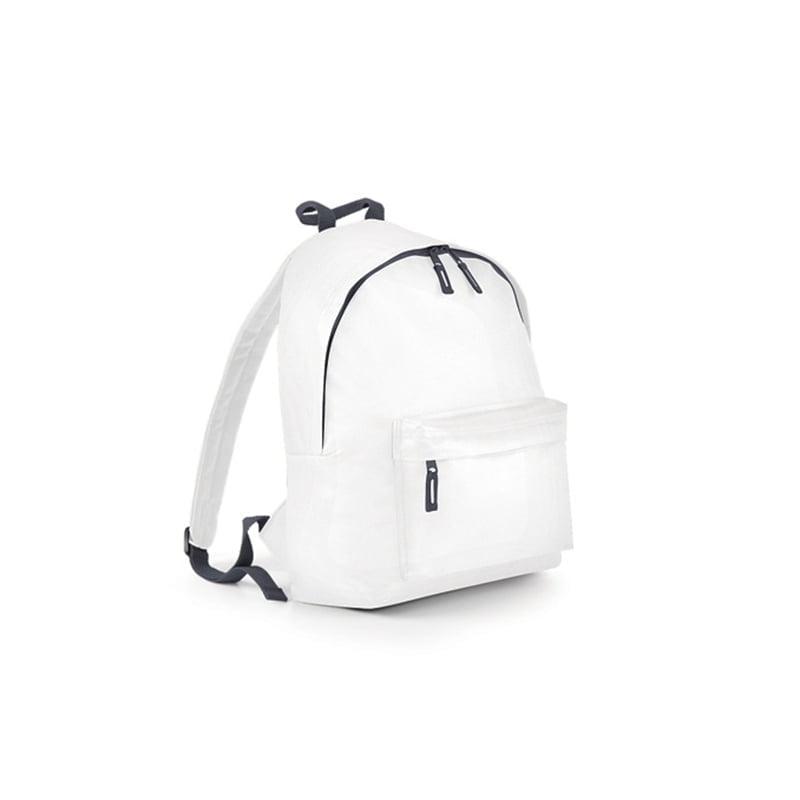 Torby i plecaki - Original Fashion Backpack - BG125 - White - RAVEN - koszulki reklamowe z nadrukiem, odzież reklamowa i gastronomiczna