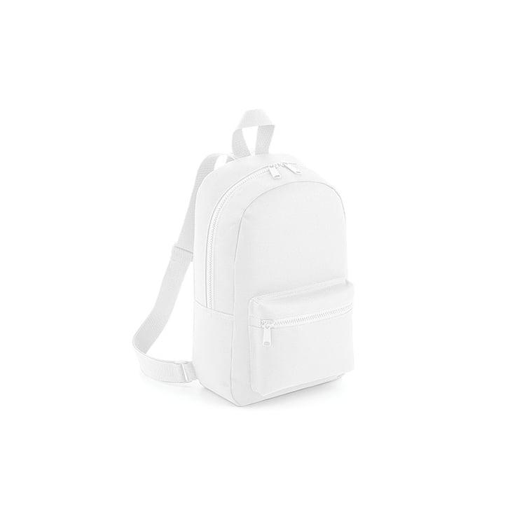 Torby i plecaki -  Zoom Mini Essential Fashion Backpack - BG153 - White - RAVEN - koszulki reklamowe z nadrukiem, odzież reklamowa i gastronomiczna