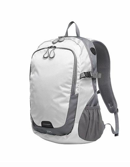Torby i plecaki - Backpack Step L - 1813063 - White - RAVEN - koszulki reklamowe z nadrukiem, odzież reklamowa i gastronomiczna
