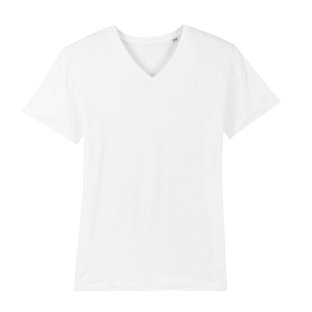 Koszulki T-Shirt - Męski T-shirt Stanley Presenter - STTM562 - White - RAVEN - koszulki reklamowe z nadrukiem, odzież reklamowa i gastronomiczna