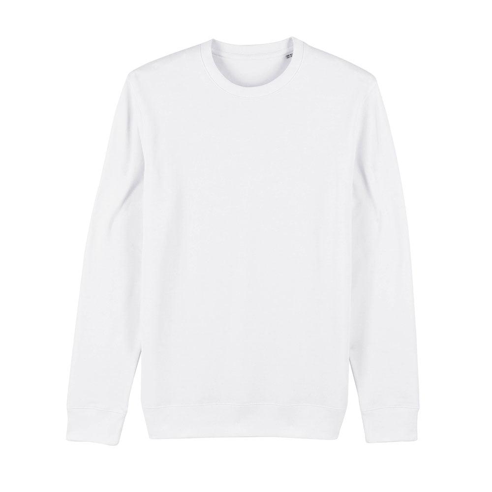 Bluzy - Bluza Unisex Changer - STSU823 - White - RAVEN - koszulki reklamowe z nadrukiem, odzież reklamowa i gastronomiczna