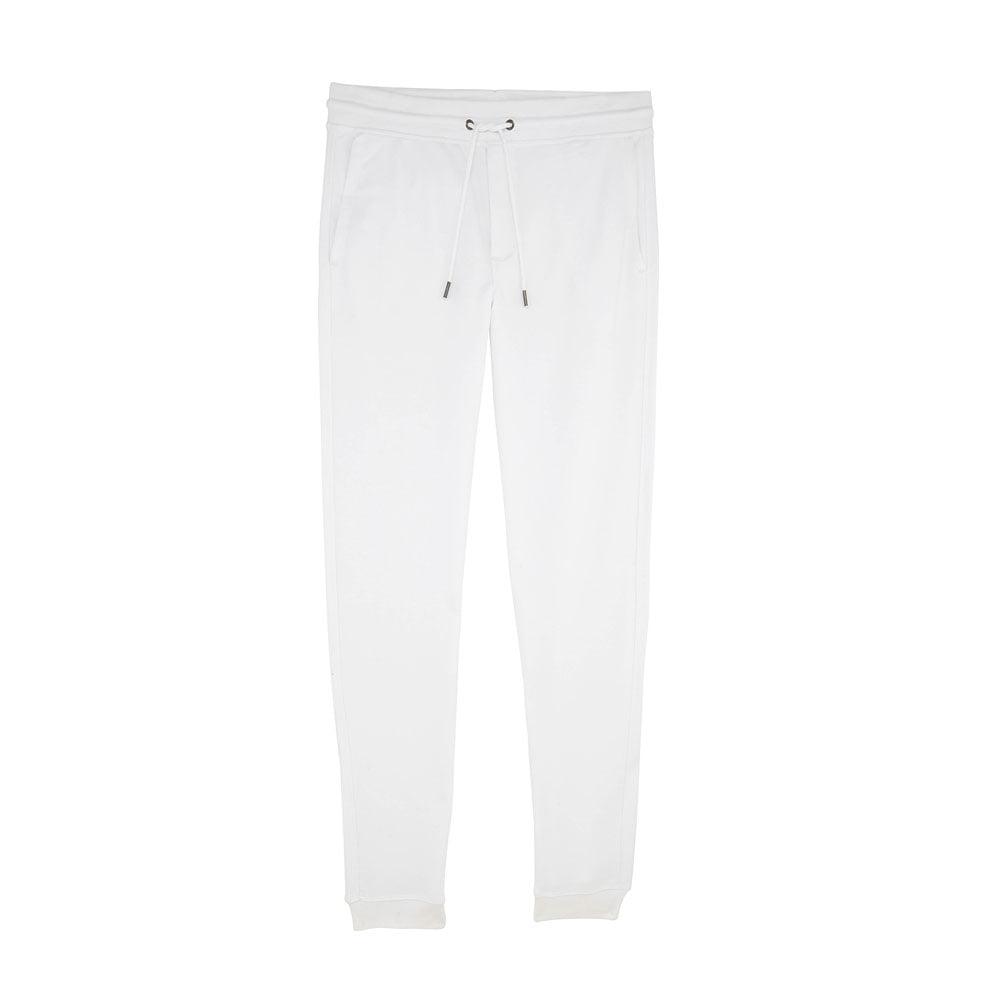 Spodnie - Męskie spodnie Stanley Steps - STBM519 - White - RAVEN - koszulki reklamowe z nadrukiem, odzież reklamowa i gastronomiczna