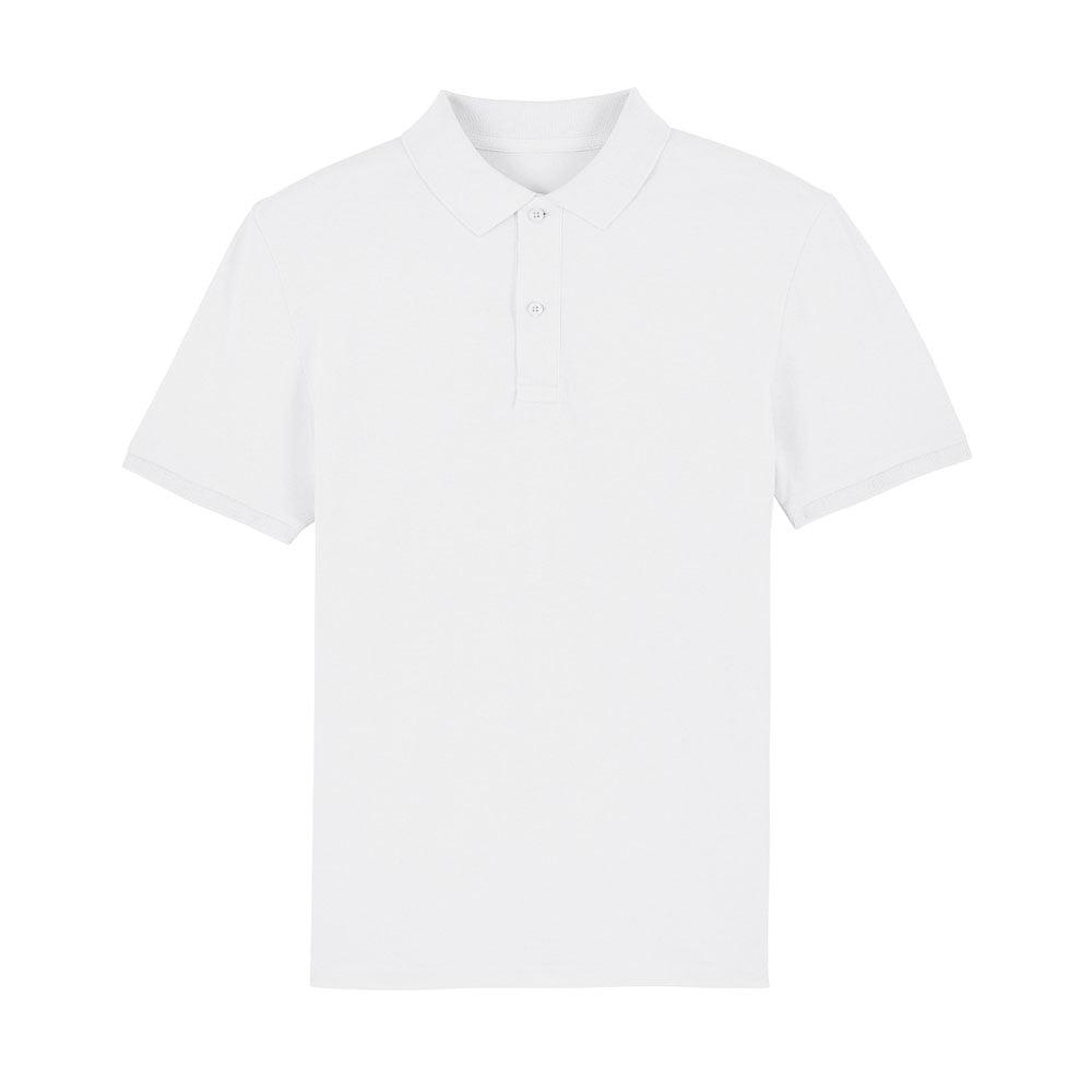 Koszulki Polo - Męska koszulka Polo Stanley Dedicator - STPM563 - White - RAVEN - koszulki reklamowe z nadrukiem, odzież reklamowa i gastronomiczna