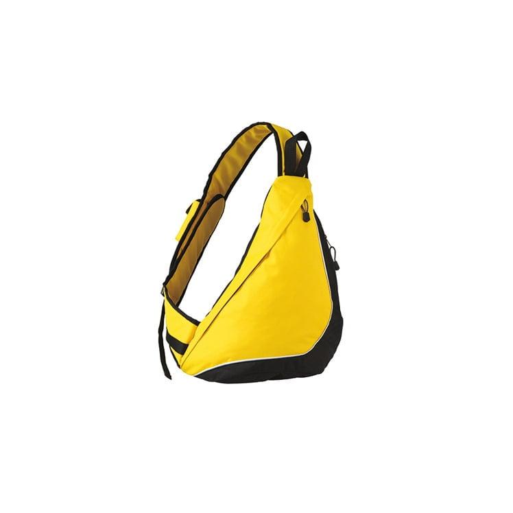 Torby i plecaki - Plecak Slingpack - 1803314 - Yellow - RAVEN - koszulki reklamowe z nadrukiem, odzież reklamowa i gastronomiczna