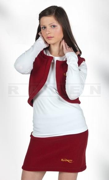 Odzież firmowa i na targi - haftowane logo na odzieży reklamowej