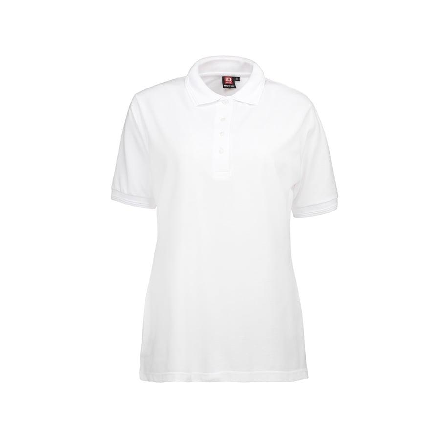 505c188053b29f Koszulki Polo - Damska koszulka polo ProWear - ID Identity 0321 - White -  RAVEN -