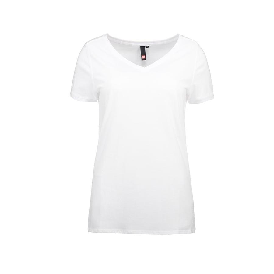 3c427dbf4e7d5c Koszulki T-Shirt - Damska koszulka Core Tee - ID Identity 0543 - White -