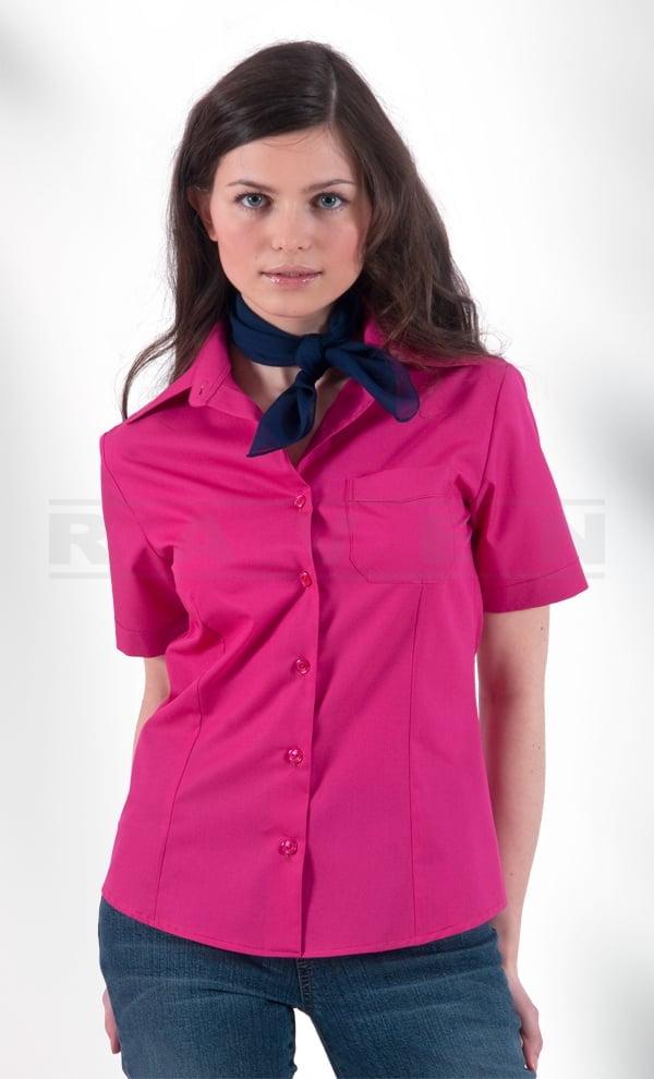 Koszule firmowe z haftem lub nadrukiem - jak ważny jest jednolity strój pracowników